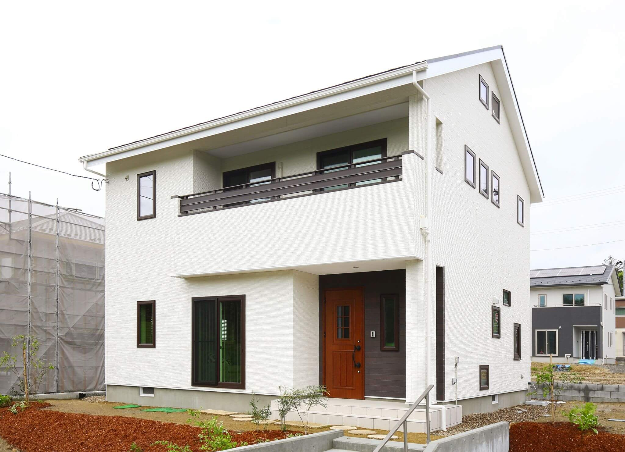 大衡村ときわ台南にモデルハウスオープン